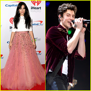 Camila Cabello & Shawn Mendes Hit the Stage for L.A.'s Jingle Ball