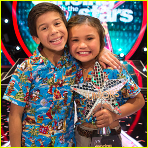 Sky Brown & JT Church Celebrate Their DWTS Juniors Win in These Finale Pics!