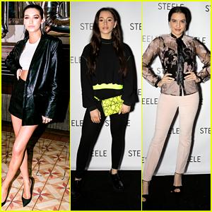 Lilimar, Sky Katz & More Celebrate The Launch Of Amanda Steele's Fashion Brand, Steele