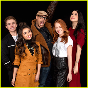 Sadie Stanley & 'Kim Possible' Cast Dish on Stunts & More in The Live-Action Movie