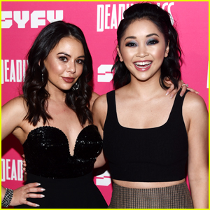 Lana Condor Gushes Over Janel Parrish: 'She's Genuinely The Most Amazing Person'