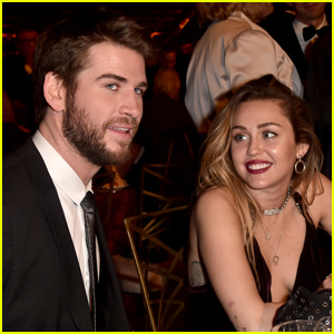 Miley Cyrus Joins Liam Hemsworth at G'Day USA Gala 2019!