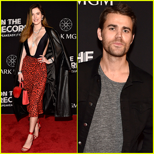 Bella Thorne & Paul Wesley Celebrate On The Record's Opening in Vegas