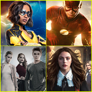 The CW Renews 10 Series For New Seasons Including 'Arrow', 'Legacies', 'The Flash', 'Riverdale' & More!