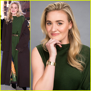 AJ Michalka Teases Lainey's Upcoming Romance With CB on 'Schooled'