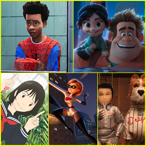 Oscars 2019: What Films Are Nominated For Best Animated Feature?