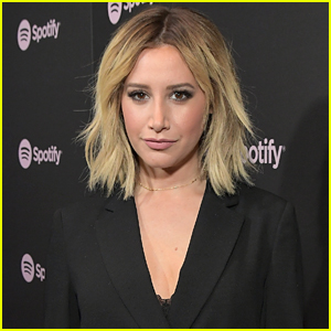 Ashley Tisdale Says There's Even New Music Coming After 'Symptoms'
