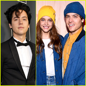 Barbara Palvin Still Hasn't Met Dylan Sprouse's Brother Cole
