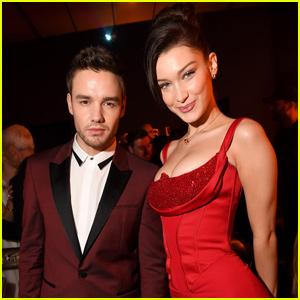 Bella Hadid Meets Liam Payne at 'Bvlgari' Anniversary Party