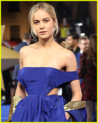 Brie Larson Looked Amazing at 'Captain Marvel's London Premiere