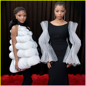 Chloe X Halle Show Their Style at Grammys 2019!