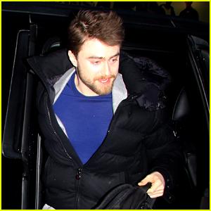 Daniel Radcliffe Reveals His Current Pop Culture Obsession