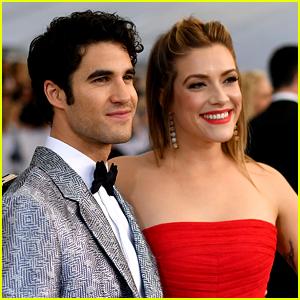 Glee's Darren Criss Marries Mia Swier!