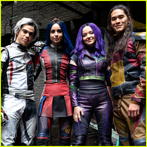 Dove Cameron & The 'Descendants' Cast Are Headed to 'Family Feud'