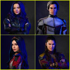 Disney Drops New 'Descendants 3' Promo Pics With Dove Cameron, Sofia Carson & More!