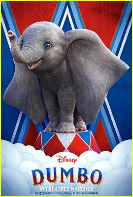 Dumbo Flies in This New Sneak Peek - Watch Now!