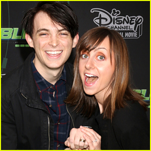 Engaged Couple Allisyn Ashley Arm & Dylan Riley Snyder Spark Marriage Rumors at 'Kim Possible' Premiere