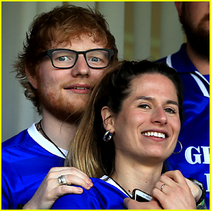 Ed Sheeran & Cherry Seaborn Reportedly Tie the Knot