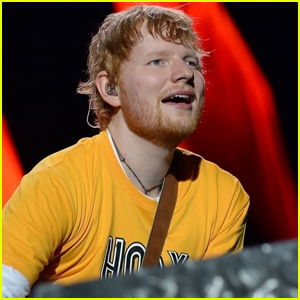 Ed Sheeran Hits the Stage in Brazil!