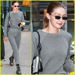 Gigi Hadid Opens Up About Her Criticized Runway Walk