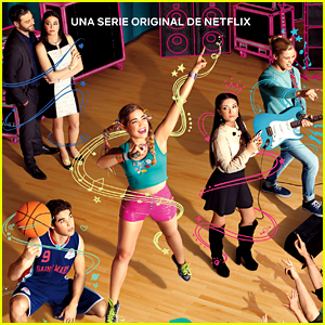 Netflix Debuts First Trailer For 'Go! Vive a Tu Manera' Musical Series!
