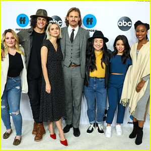 'Good Trouble' Cast Reunites For First Table Read of Season Two