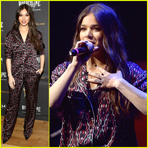 Hailee Steinfeld Was A Popular Guess For The Lion on 'Masked Singer' This Week!