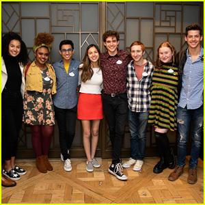 'High School Musical' TV Series Cast Includes Olivia Rodrigo, Sofia Wylie & More!