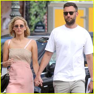 Is Jennifer Lawrence Engaged to Cooke Maroney?