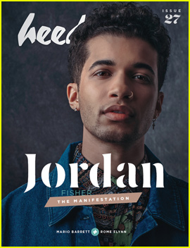 Jordan Fisher Reveals What to Expect From His New Music