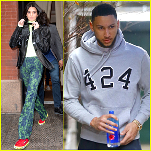 Kendall Jenner & Ben Simmons Step Out After Date Night!