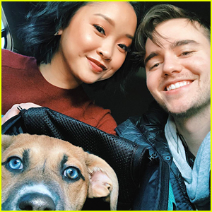 Lana Condor Named Her Puppy Emmy For The Most Heart-Melting Reason Ever!