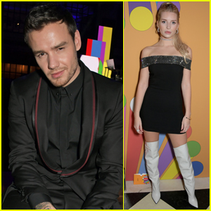 Liam Payne & Lottie Moss Step Out for BRIT Awards 2019 After-Party