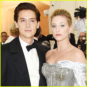 Lili Reinhart Sends a Sweet Note to Boyfriend Cole Sprouse on Valentine's Day!