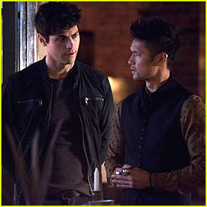 Matthew Daddario Hints That Malec May Have Troubles on 'Shadowhunters' 3B
