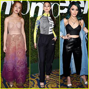 Sadie Stanley, Kira Kosarin, Niki Demartino, & More Attend Teen Vogue Young Hollywood Party!