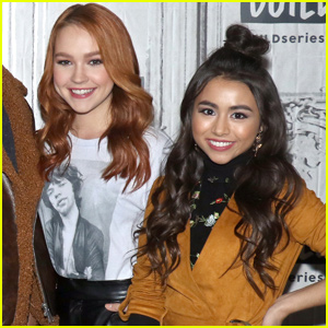 Sadie Stanley & Ciara Wilson Reflect on Their 'Kim Possible' Auditions