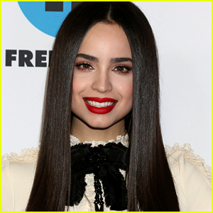 Sofia Carson Has The Cutest Reaction Seeing 'The Perfectionists' Billboard in Times Square