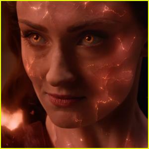 Sophie Turner Stars in New 'Dark Phoenix' Trailer - Watch Here!