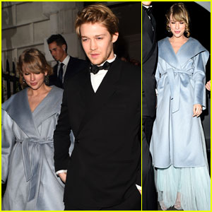 Taylor Swift Supports Joe Alwyn After BAFTAs 2019