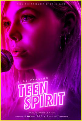 Elle Fanning Turns Into a Pop Star in 'Teen Spirit' Trailer!