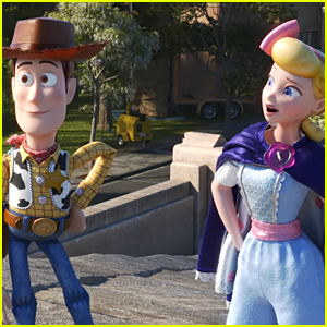 A New 'Toy Story 4' Trailer Aired During the Super Bowl!