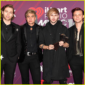 5 Seconds of Summer WIN Best Pop Duo/Group at iHeartRadio Music Awards 2019