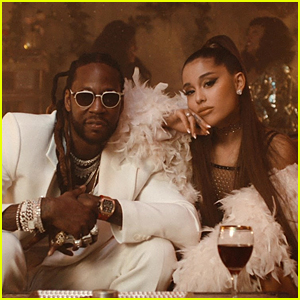 Ariana Grande Is the Life of the Party in 2 Chainz' 'Rule the World' Video!