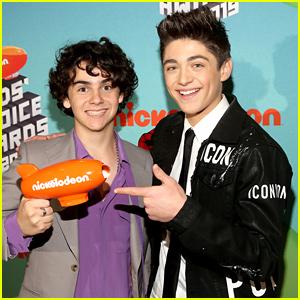 Asher Angel & Jack Dylan Grazer Bring 'Shazam' to Kids' Choice Awards 2019