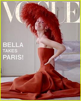 Bella Hadid Channels Audrey Hepburn for 'Vogue' Digital Cover!