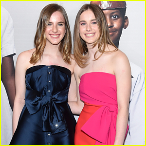 Cali & Noelle Sheldon, aka Emma Gellar-Green from 'Friends', Looked So Chic at 'Us' Premiere in NYC