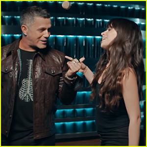 Camila Cabello Sings 'Mi Persona Favorita' with Alejandro Sanz - Watch the Video!
