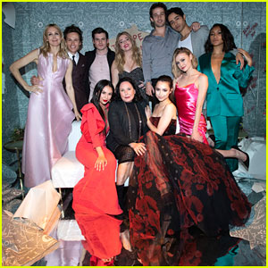 'Pretty Little Liars: The Perfectionists' Cast Stuns at Los Angeles Premiere