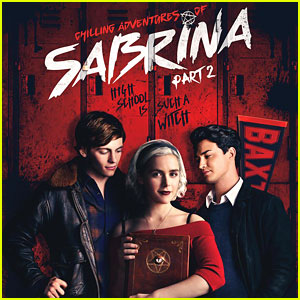'Chilling Adventures of Sabrina' Season 2 Gets Release Date & New Poster!
